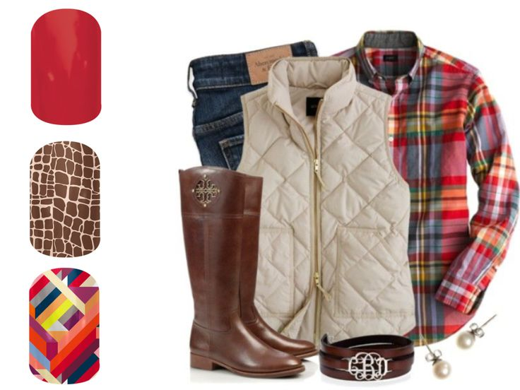 plaid, red and giraffe print <3