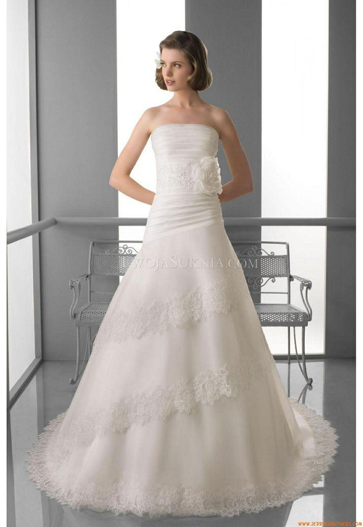 55 best classic vintage wedding dresses images on pinterest trouwjurken alma novia 127 feliz 2013 best wedding dresseswedding ombrellifo Images