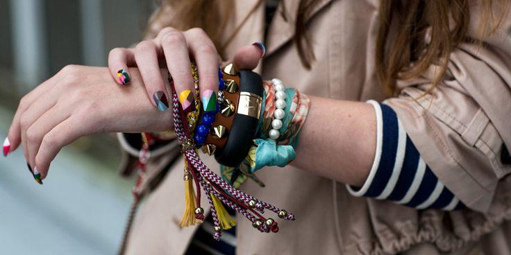 Bracelets en Nike FuelBand