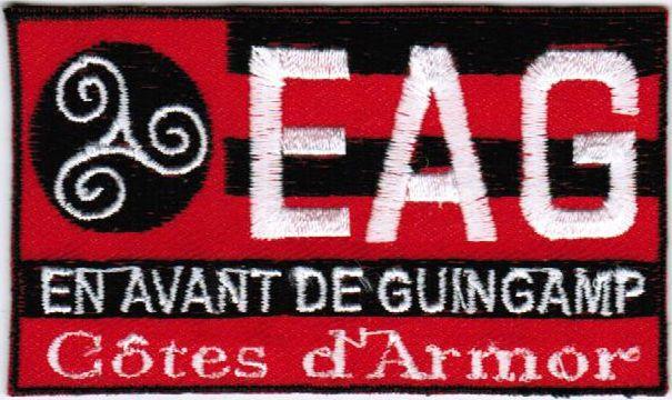 Ligue 1 EAG En Avant de Guingamp Ctes-d'Armor French League Football Patch