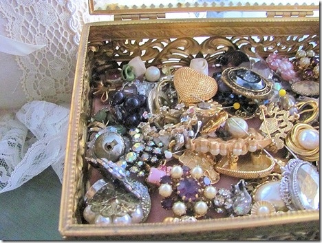 What to do with old jewelry