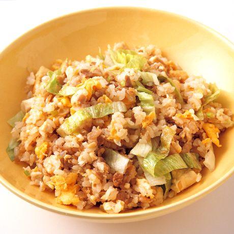 豆腐チャーハン | 村田裕子さんのごはんの料理レシピ | プロの簡単料理レシピはレタスクラブニュース