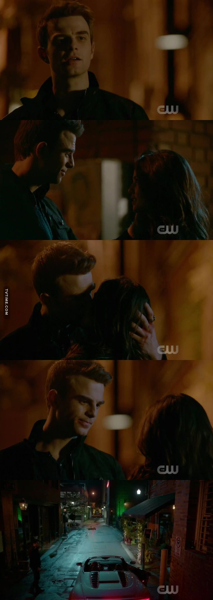 "#TheOriginals 4x11 ""A Spirit Here That Won't Be Broken"" - Kol and Davina"