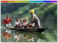 Mizoram is an ideal place for adventure seekers. It is blessed with several green valleys rich in beautiful flora. Trekking is a real fun in these valleys. Trekking in this state offers great views of the picturesque surroundings dotted with lovely flowers.