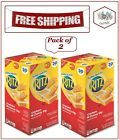 2 Pack Nabisco Handi-Snacks Ritz Crackers N Cheesy…