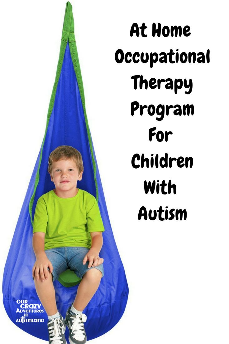 Home occupational therapy program for children with autism shows what we do every day in our home school to make his occupational therapy more affordable.