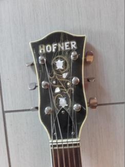 h fner vintage gitarre in bayern schwabach musikinstrumente und zubeh r gebraucht kaufen. Black Bedroom Furniture Sets. Home Design Ideas
