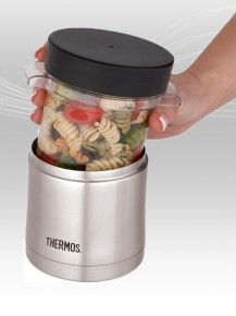 Thermos Food Flask with Microwaveable Container 355ml: Official UK Thermos Shop: Food Flasks