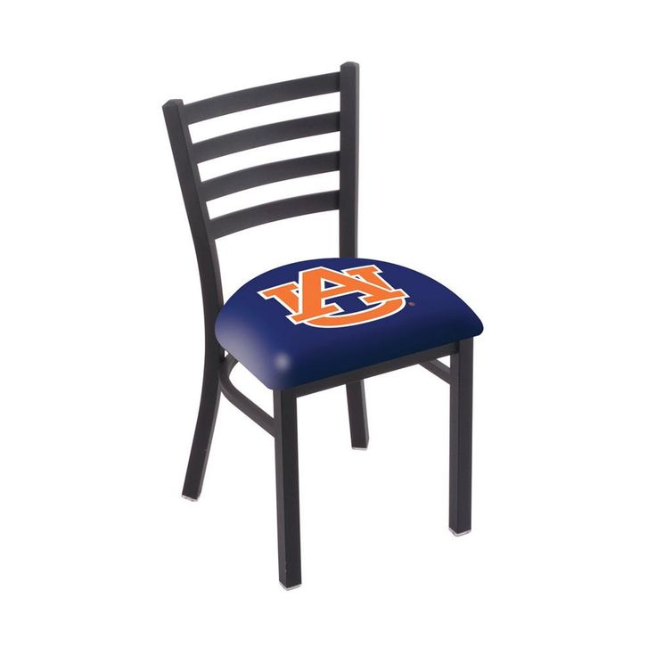 Auburn Tigers Ladder Back Dining Chair