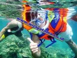 Snorkeling Pulau Putri, Wisata Pulau Seribu, Holiday, Travel, Wisata, Jakarta, Indonesia