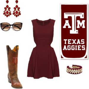 Aggie Game Day!!