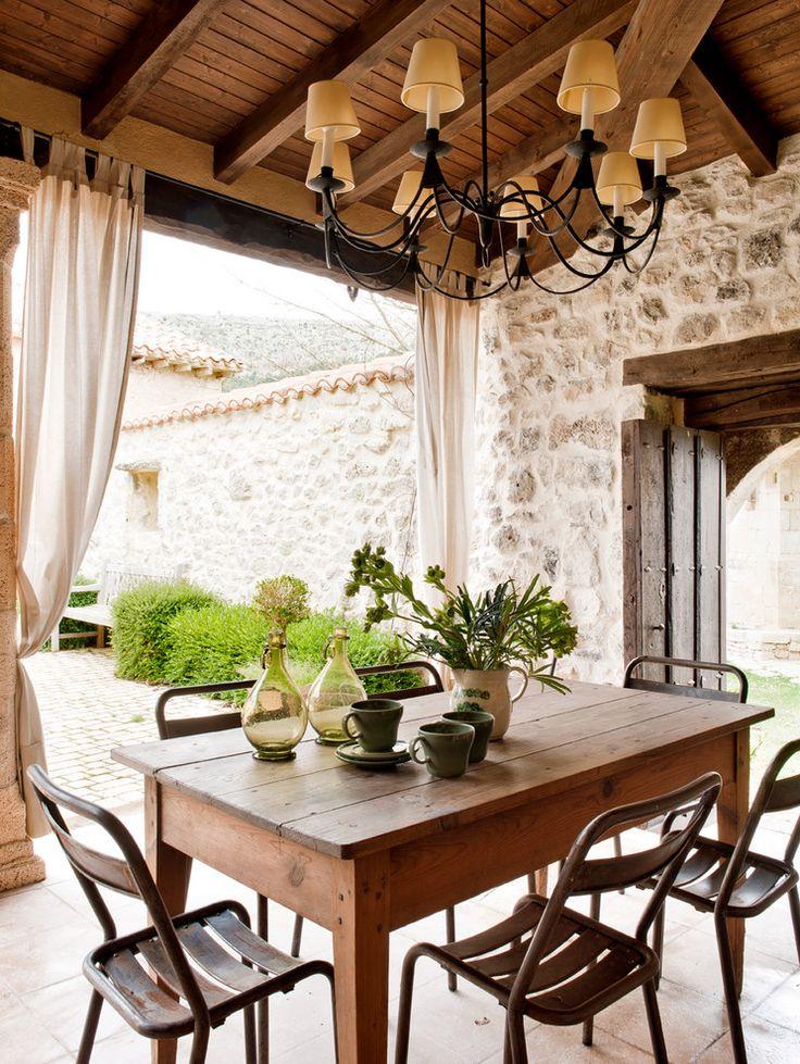 diseos de terrazas with traditional outdoor flower pots patio mediterranean and sillas de comedor