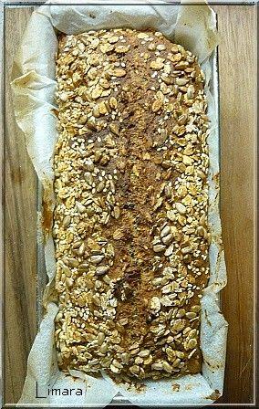 Express, nagyon magvas kenyér Rachell Allentől