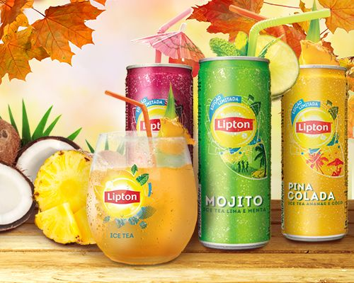 Amostras e Passatempos: Passatempo Lipton Ice Tea Cocktails