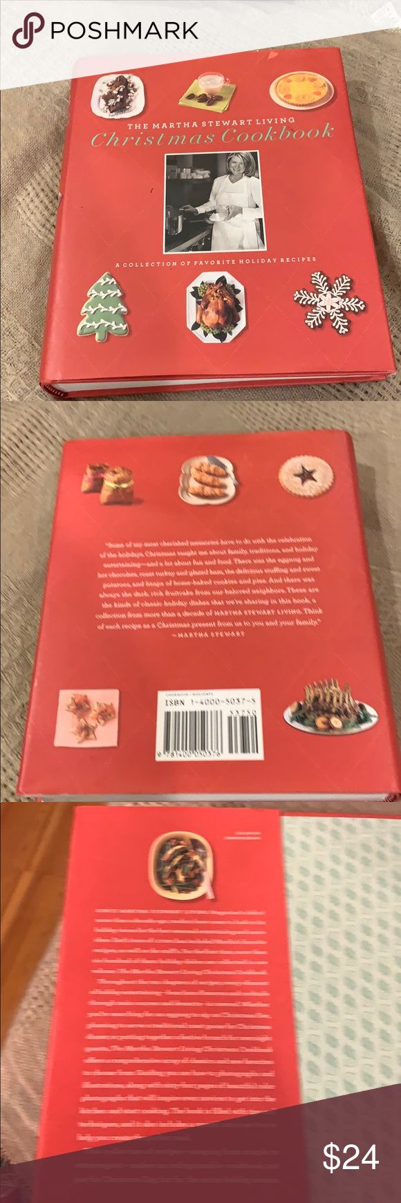 Martha Stewart Christmas Cookbook in 2020 Christmas