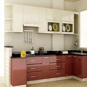 Thiết kế tủ bếp chung cư hiện đại
