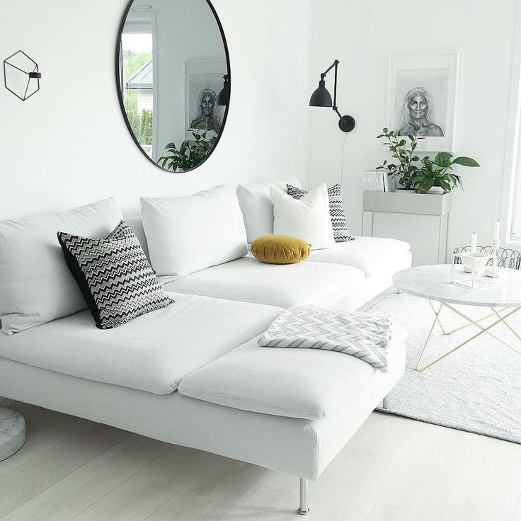 Ikea sofa @hannenov