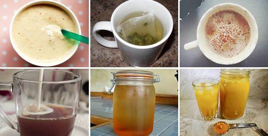 7 bevande naturali che accelerano il metabolismo | Rimedio Naturale