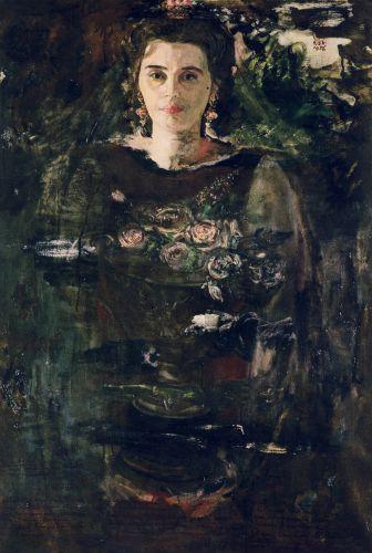 S. Sudjojono - My Queen