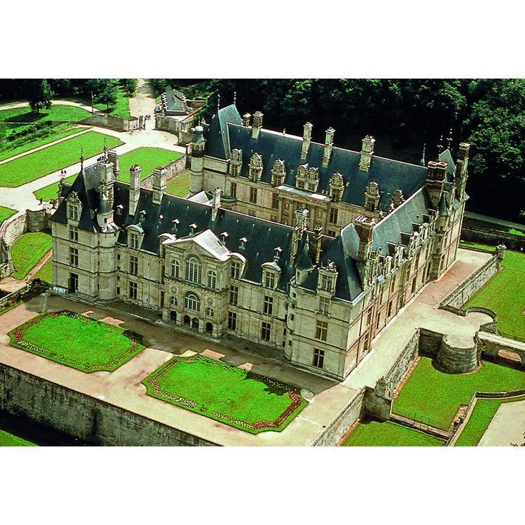 Chateau d'Ecouen. Ecouen 95440. Île de France.