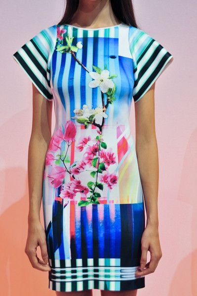 Clover Canyon Spring 2014 - Details