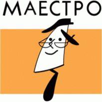 Maestro Logo. Get this logo in Vector format from http://logovectors.net/maestro-3/