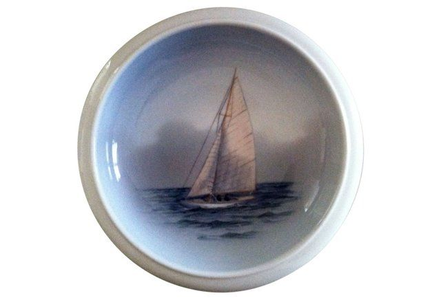 Danish Decorative Bowl