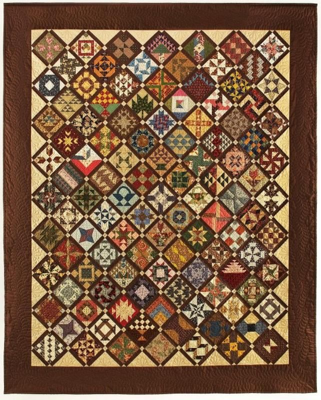 The Farmer's Wife Quilt - LottaQuilts