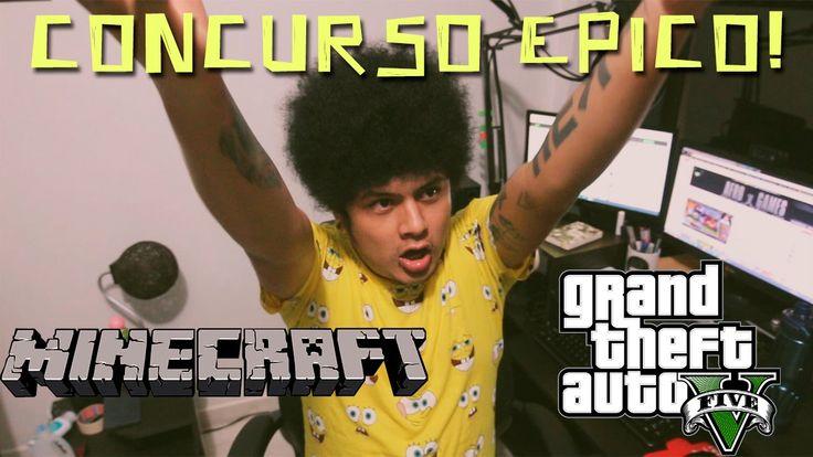 MINECRAFT Y GTA 5 GRATIS - CONCURSO EPICO! | AFROGAMES
