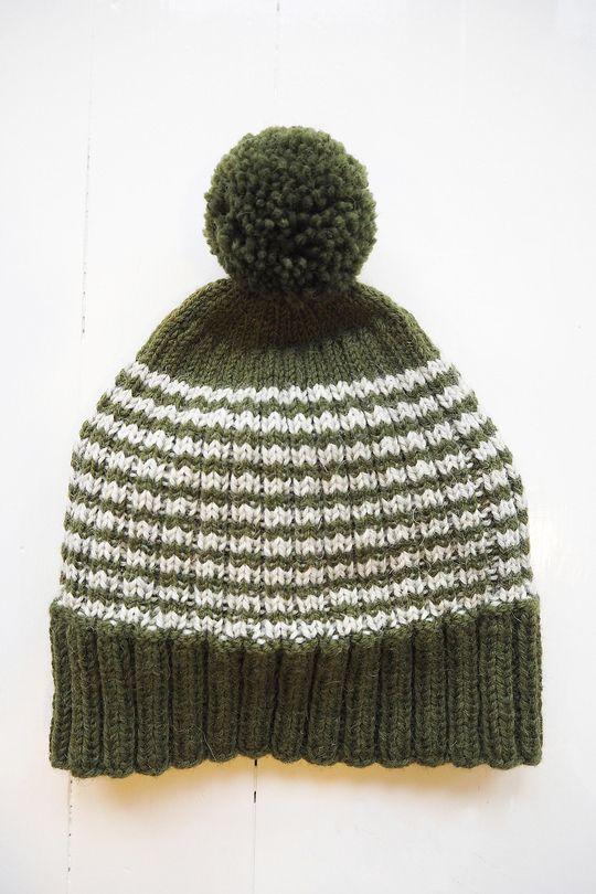 Aikuisen neulepipo Novita 7 Veljestä | Novita knits