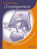 La formation à l'enseignement - Les orientations - Les compétences professionnelles