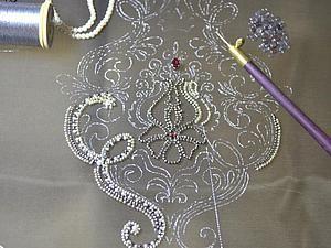 Серия мастер-классов Люневильская вышивка 13 и 20 декабря - Ярмарка Мастеров - ручная работа, handmade