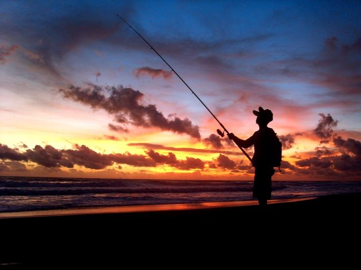Pemancing Senja
