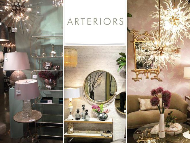 Featured Project: The Salon by Arteriors Home London