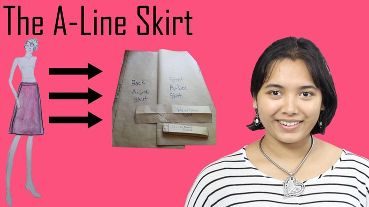 DIY- Basic Pattern Tutorial: The A-line Skirt | Steam punk Cosplay ...