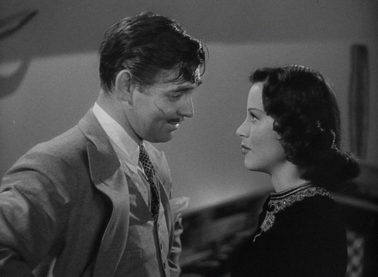Boom Town 1940 Clark Gable Hedy Lamarr Jack Conway