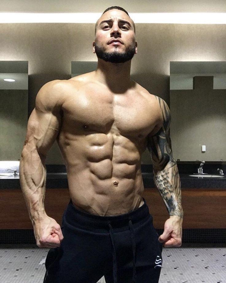 Pin en Muscle Selfies