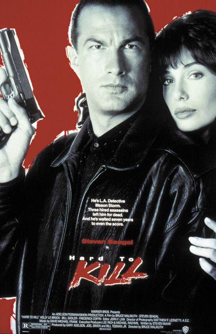 Hard to Kill   Steven Seagal   5 Star   Bad Action Movies on Netflix