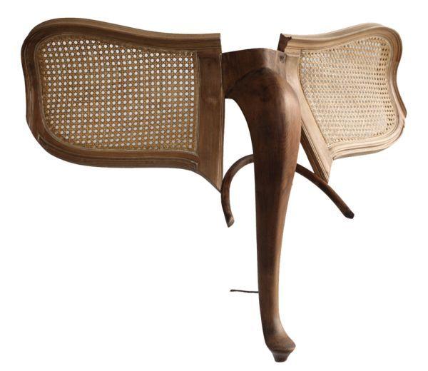 Old Furniture Gets a Wild Life In Furniture Animals « Randommization