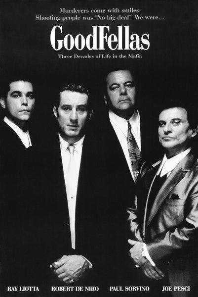 GOODFELLAS MOVIE poster print Joe Pesci Andy by PosterAmerica