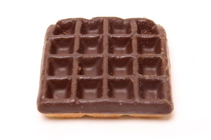 gaufre Belge au chocolat www.chockies.net
