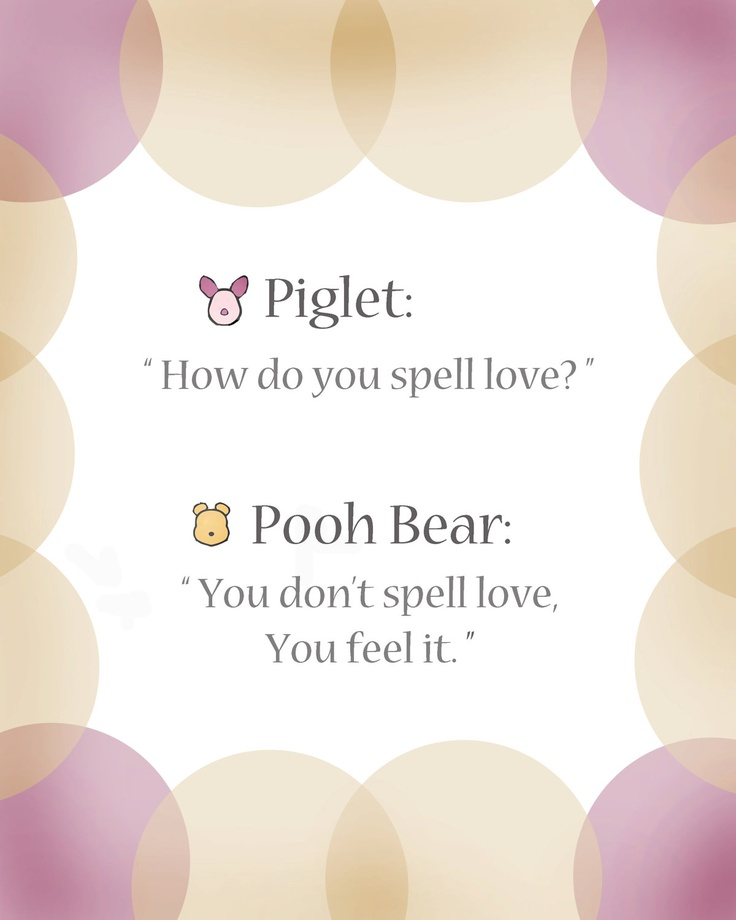 35 Best Images About Pooh Bear On Pinterest Typography