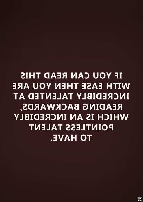 Who else can read it? Repin if u can