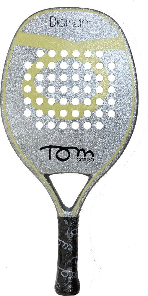 Racchetta Beach Tennis Tom Caruso DIAMANT ORANGE 2014