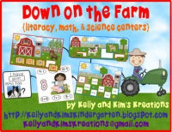 Down on the Farm is a pack full of literacy, math, and science centers or fast finisher activities for your young learners! We have included several one-time prep activities that are fun and academic-based center games and activities for sight words, CVCe words, decoding through reading and writing, animals and their babies matching, addition and subtraction, and more! We hope your children love these engaging activities about the farm as much as ours do!