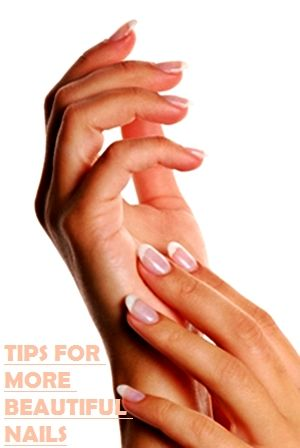 A Dozen Tips For More Beautiful Nails