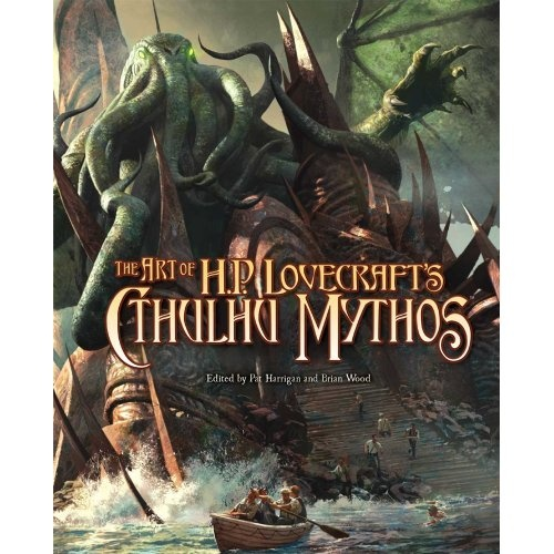 'The Art Of H.P. Lovecraft's Cthulhu Mythos'.