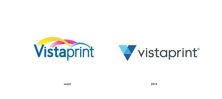 Vistaprint, refonte