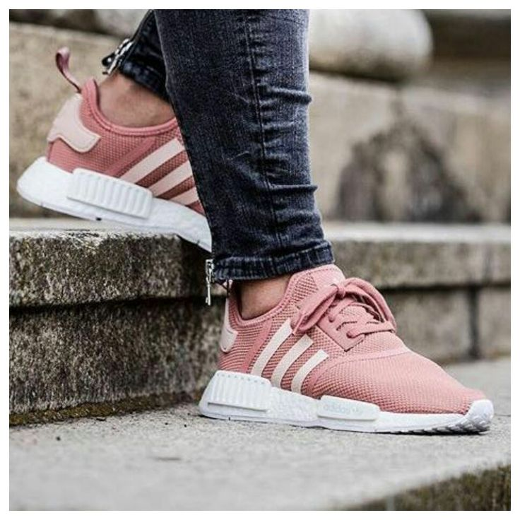 Adidas NMD R1 Primeknit Women Trainers in White S76007