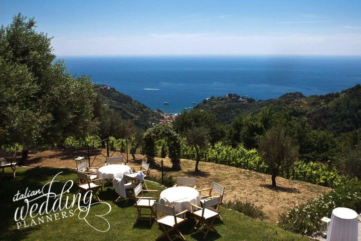 Irresistible panorama Email our Cinque Terre wedding planners for info: info@italianweddingplanners.com